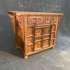 18th Century Northern Chinese / Mongolian Hardwood Chest