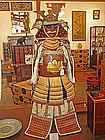 Japanese Set of Armor