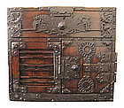 Japanese Antique Fune Tansu (Ship Safe)