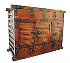 Rare Japanese Antique Tansu