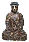 Chinese Ming Dynasty Seated Buddha