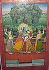 Antique Indian Miniature Painting