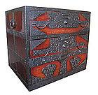 Japanese Antique Fune Tansu (merchant's ship safe)