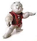 Japanese Antique Large Gosho-ningyo Doll