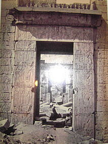 Francis Frith Albumen Photograph in Egypt